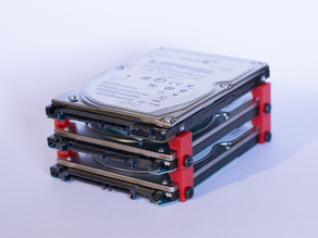 "SSD Stackers - 2.5"" HDDs work too! (Previously ""Dual SSD Stackers"")"