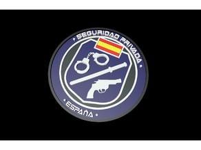 Seguridad Privada España logo