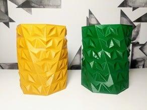 Tetra Twist Vase