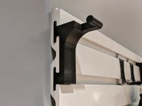 Parallel Hook for Gladiator GearTrack Wall Mount System