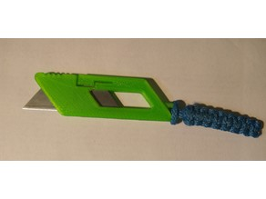 EDC stanley blade holder