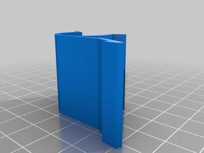 mini mag flaslight holder