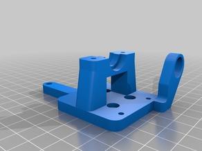e3dmount with sensor mount for HyperCube 3D printer