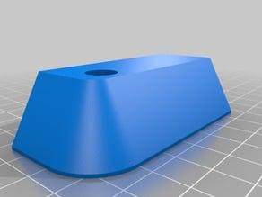 Node 202 horizontal feet / mb16ac mount