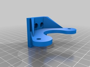 CUBIFY CUBE  Titan Extruder Mount