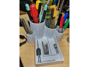 Desk tool stand