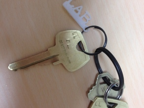 Lab Key ID