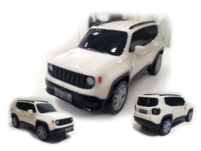 Jeep Renegade Scale Model