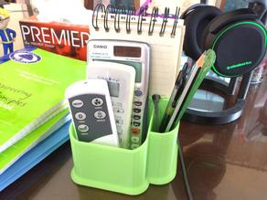 Simple Desk Organiser