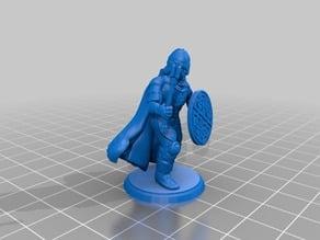 Barbarian Warrior - Mace - Type 1