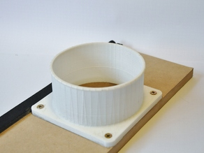 100mm Duct Flange