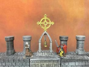 Starcross Shrine (28mm/32mm scale)