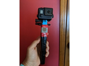 GoPro Selfie Stick With Inner Mic Space