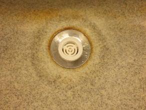 Bathroom Sink Drain 27mm diameter
