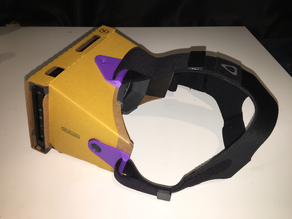 LABO VR Headstrap Mounts