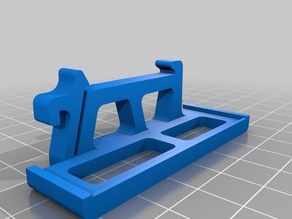 NESDR SMArt DIN Rail (Hutschiene) Adapter