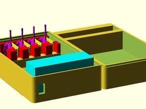 Parametric PCB Rackmount system