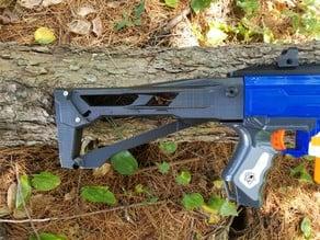 Blasterforge Stock 2 Retaliator Edition
