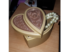 jewelry box dog