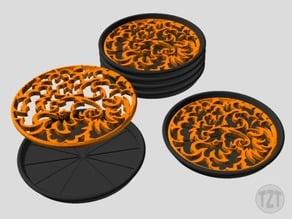 Modular Coasters - Mix and Match