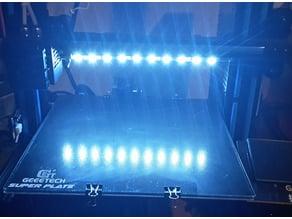 Geeetech A10M LED light bar 220mm