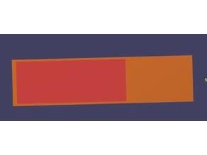 Rectangle insert cover V3