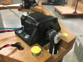 Nema 17 Stepper motor mounts for Delta Printer