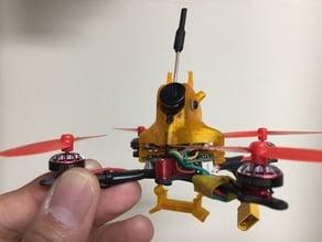 Gnarly Primo frame self-adjusting Battery Holder