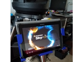 Telescope Tablet Mount