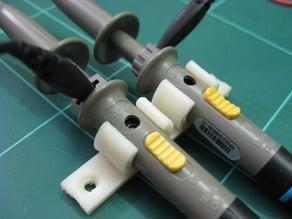 Multimeter / Oscilloscope probe Holder