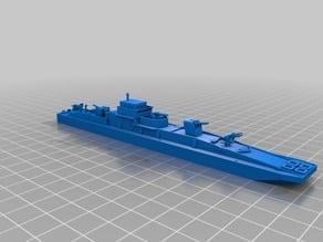 Marinefährprahm - Flak Lighter (1/300)