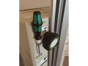 Festool Systainer clips