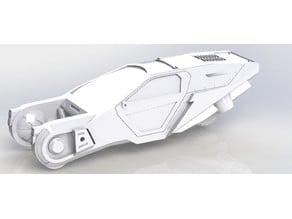 Bladerunner 2049 Spinner