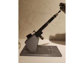 Airbrush Holder (for Badger SOTAR 2020 and other Airbrushes)