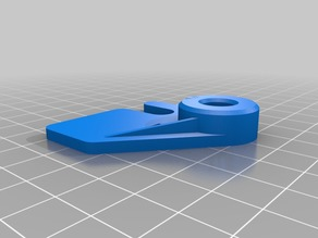 Z-Axis anti-wobble for Anet A6/A8 Z end stop Adjust