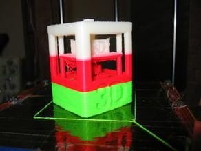 3D Badge - Building a 3D Badge