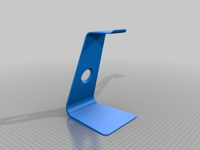 iMac inspired Headphone Stand