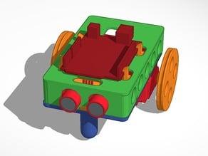 Arduino Robot - Uno - Print