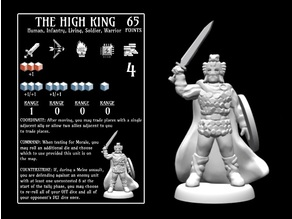 The High King (18mm scale)