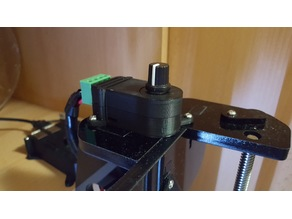 Mini LED Dimmer Case, Anet A8 and AM8 Mountable