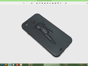Han Solo In Carbonate Iphone 6 Case for Ninja Flex