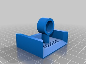 Bibo 3D Touch 2 Z-Probe Holder