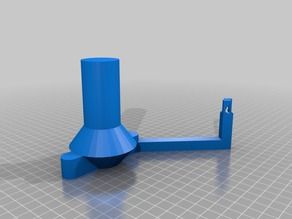 Just Make It Printrbot Spool Holder