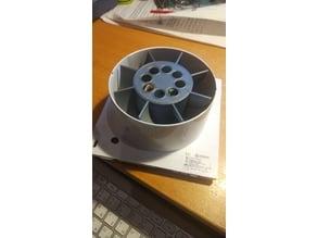 Propeller fan for dospel zefir rico 120