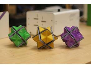 Multi-Color Fidget Star