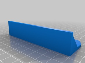 My Customized Toothbrush Holder - Parametric 2