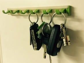 Porte clef support MURAL !! Key holder
