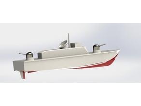 RC Torpedo Boat