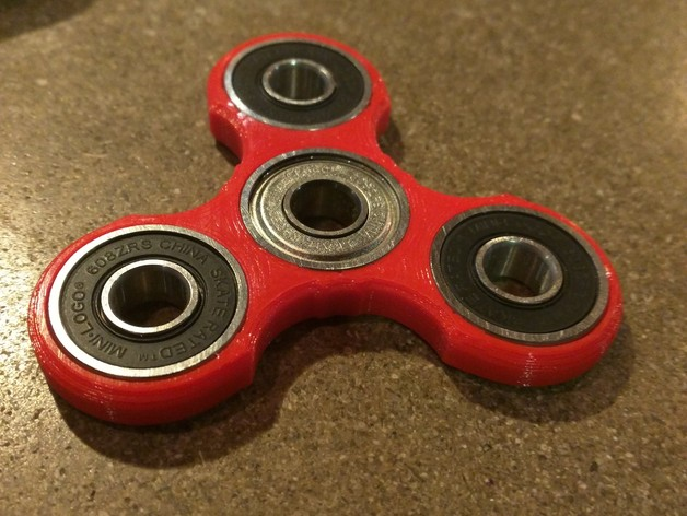 Customizable Fid Spinner by agweber Thingiverse
