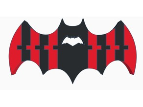 Flexi Batarang #8 1/2